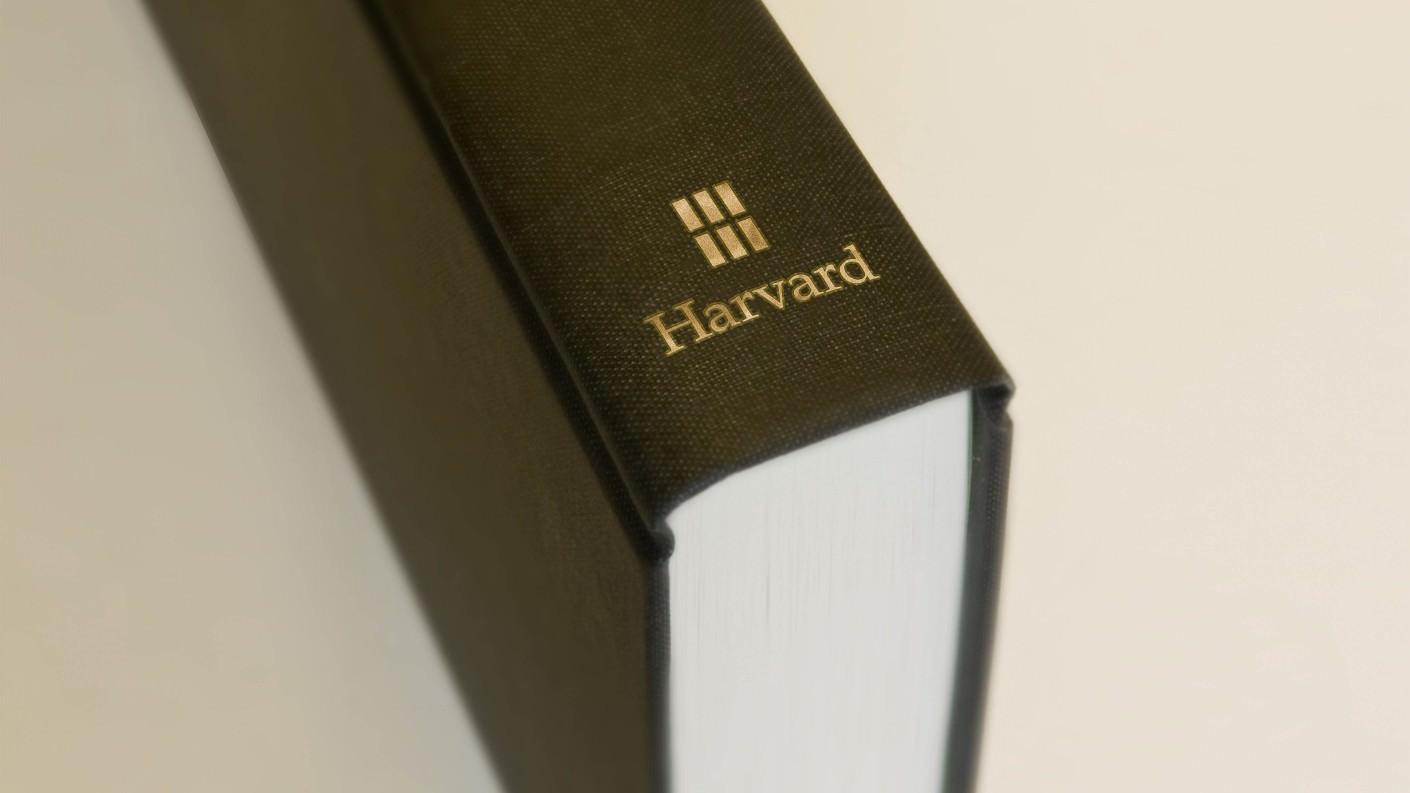 Harvard University Press photo