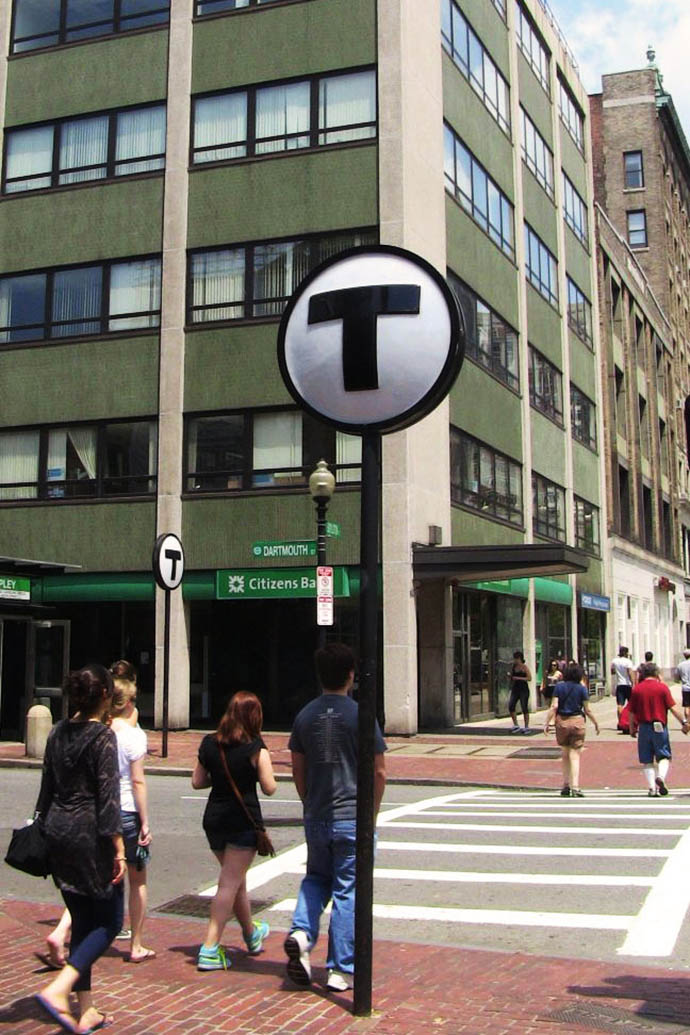 MBTA photo
