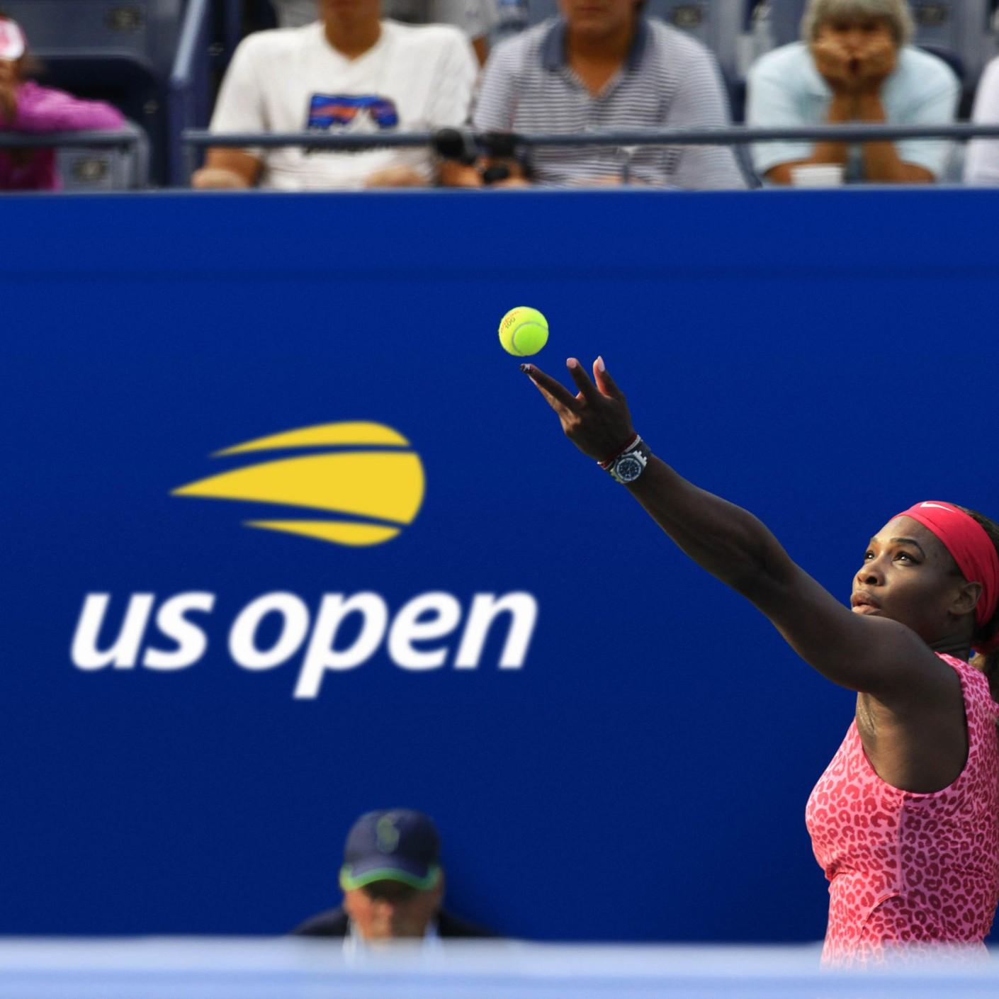 U S Open Tennis Championships Chermayeff Geismar Haviv